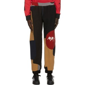 Bethany Williams Multicolor The Magpie Project Edition Recycled Fleece Lounge Pants