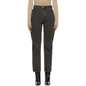 Blossom Black Code Jeans