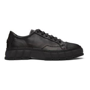 Viron Black Corn Leather 1968 Sneakers