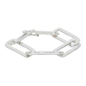 Pearls Before Swine Silver Muknal Bracelet