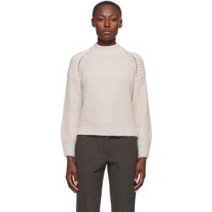 Won Hundred Off-White Knit Gina Sweater