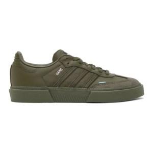 OAMC Green adidas Original Edition Type O-8 Sneakers