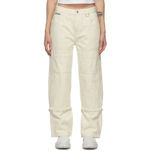 Eytys Off-White Titan Jeans