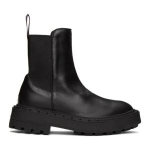 Eytys Black Rocco Boots