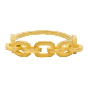 ELHANATI Gold Afrodite Nude Ring