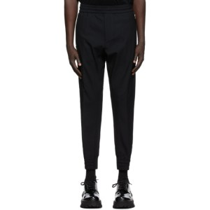 Wooyoungmi Black Waistband Pants