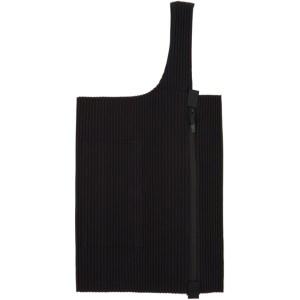 Homme Plisse Issey Miyake Black Pleats Easy Bag