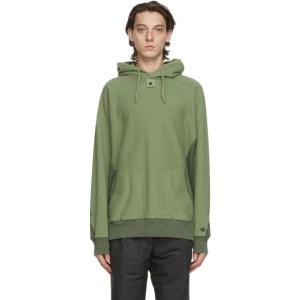 Craig Green Green Champion Reverse Weave Edition Garment-Dyed Hoodie