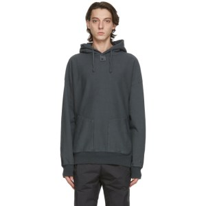 Craig Green Grey Champion Reverse Weave Edition Garment-Dyed Hoodie