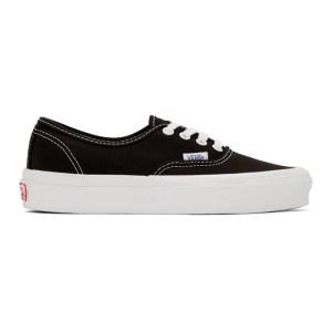 Vans Black OG Authentic LX Sneakers