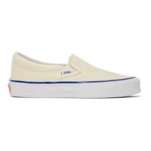 Vans Off-White OG Classic Slip-On LX Sneakers