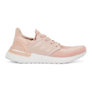 adidas Originals Pink UltraBOOST 20 Sneakers