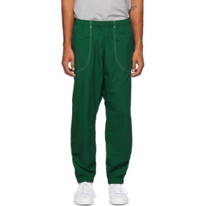 adidas Originals Green Summer B-Ball Track Pants