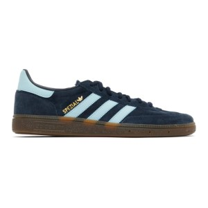 adidas Originals Navy Handball Spezial Sneakers