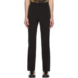 CMMN SWDN Black Dalton Trousers