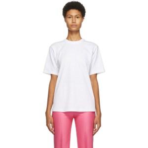Victoria Victoria Beckham White Victoria T-Shirt