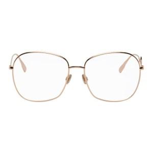 Dior Rose Gold Signature 03 Glasses