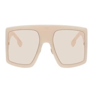 Dior Beige DiorSoLight1 Sunglasses