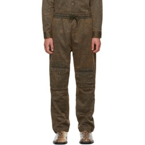 Han Kjobenhavn Brown Pocket Lounge Pants