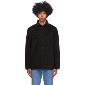 Bless Reversible Black Twill Woodhacker Jacket