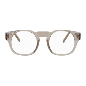 Kuboraum Taupe Maske K11 Glasses