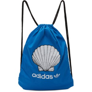 Noah Blue adidas Originals Edition Shell Drawstring Backpack