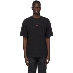 A-COLD-WALL* Black Erosion T-Shirt