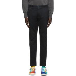 Aime Leon Dore Black Core Chino Trousers