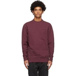 Aime Leon Dore Purple Logo Sweater