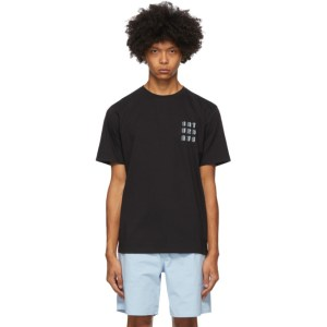 Saturdays NYC Black Josef T-Shirt