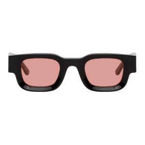 Rhude Black and Red Thierry Lasry Edition Rhevision Sunglasses