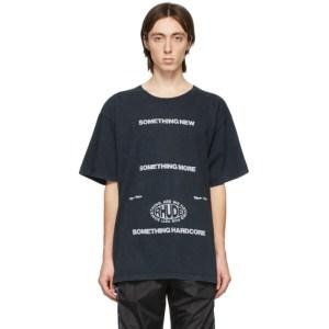 Rhude Black Something More T-Shirt
