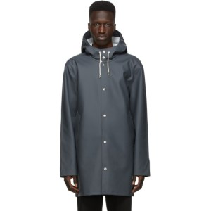 Stutterheim Grey Stockholm Raincoat
