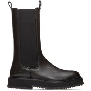 Joseph Black British Mid-Calf Boots