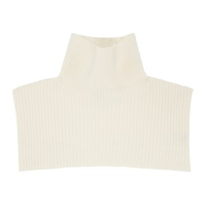 GmbH SSENSE Exclusive Off-White Wool Dixie AW20 Neck Warmer