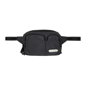 Landlord Grey Reflective Messenger Bag