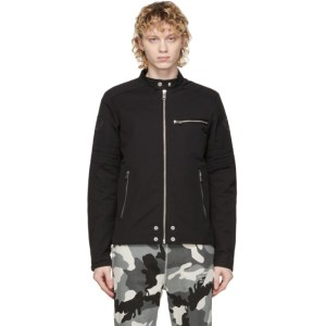 Diesel Black J-GLORY Jacket