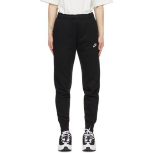 Nike Black Sportswear Club Lounge Pants