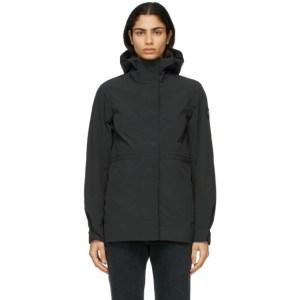 Canada Goose Black Black Label Davie Coat