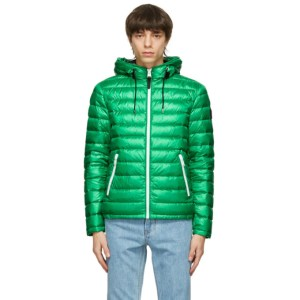 Mackage Green Down Mike Jacket