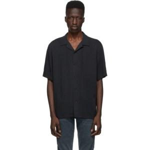 rag and bone Black Avery Shirt