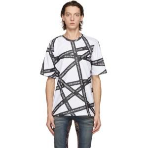 Stolen Girlfriends Club White Duct Tape Classic T-Shirt