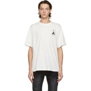 Stolen Girlfriends Club White Scopion Haze T-Shirt