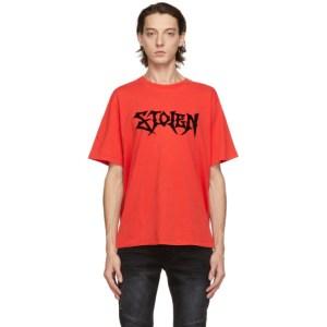 Stolen Girlfriends Club Red Pogues T-Shirt