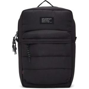 Levis Black L Pack Backpack