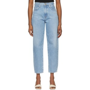 Goldsign Blue The Curved Jeans