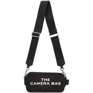 Marc Jacobs Black The Camera Bag
