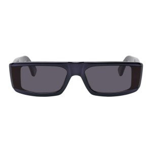 RETROSUPERFUTURE Black Issimo Sunglasses