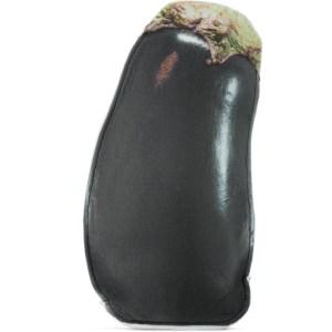 Collina Strada SSENSE Exclusive Grey Benjamin Langford Edition Large Eggplant Planter Cover