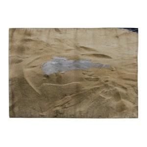 Serapis SSENSE Exclusive Beige Sand Hold Print Place Mat